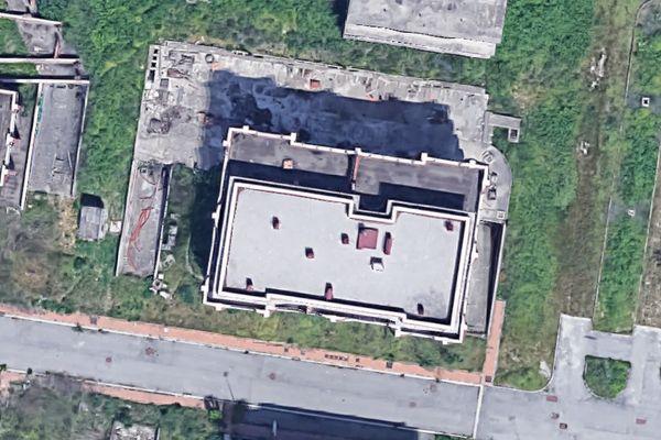 Immagine n0 - Planimetria - Vista aerea - Asta 10793