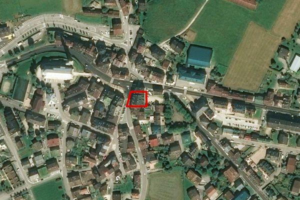 Immagine n0 - Planimetria - Vista aerea - Asta 10817