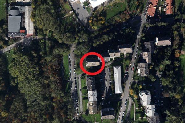 Immagine n0 - Planimetria - Vista aerea - Asta 10851