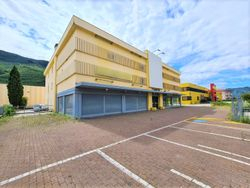 Commercial building with caretaker accommodation and parking spaces - Lot 10879 (Auction 10879)