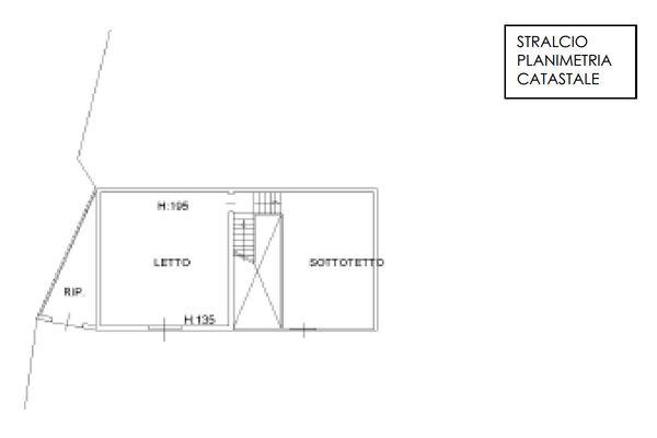 Immagine n2 - Planimetria - Piano primo - Asta 10899