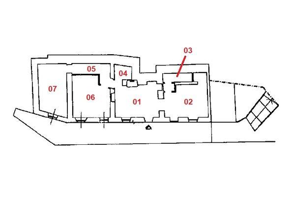Immagine n0 - Planimetria - Piano terra - Asta 10905