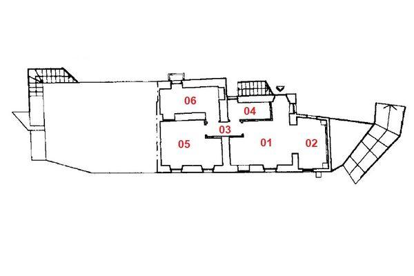 Immagine n0 - Planimetry - First floor - Asta 10907