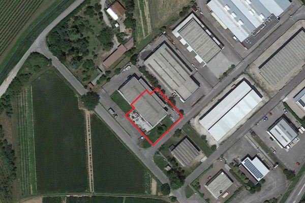 Immagine n1 - Planimetry - Aerial view - Asta 10938