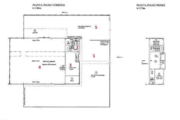 Immagine n1 - Planimetry - Planimetry - Asta 10938