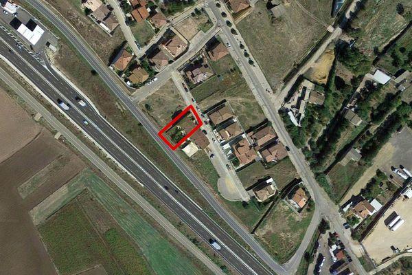 Immagine n1 - Planimetria - Vista aerea - Asta 10939