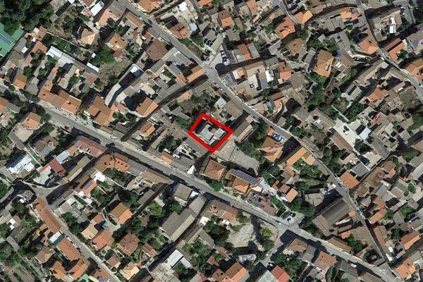 Immagine n0 - Planimetria - Vista aerea - Asta 10942
