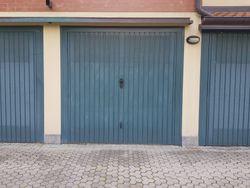 Garage al piano terra (sub 21)