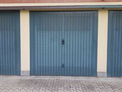 Garage al piano terra (sub 22)