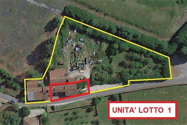 Immagine n3 - Planimetria - Localizzazione - Asta 10968