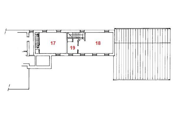 Immagine n4 - Planimetria - Piano secondo - Asta 10968