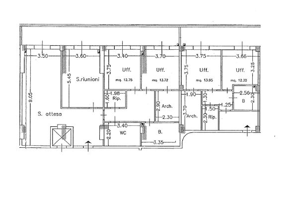 Immagine n4 - Planimetry - Surface development - Asta 10991