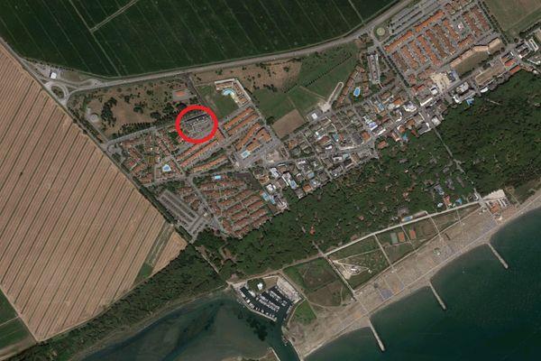 Immagine n0 - Planimetria - Vista aerea - Asta 10993