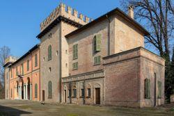 Castello di Villa Trecchi con ampio parco