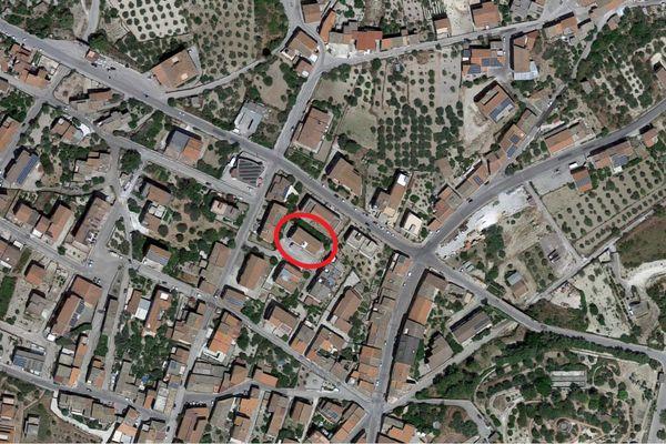 Immagine n0 - Planimetria - Vista aerea - Asta 11027