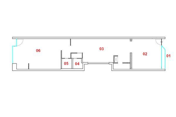 Immagine n0 - Planimetria - Piano primo - Asta 11058