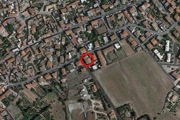 Immagine n0 - Planimetria - Vista aerea - Asta 11086