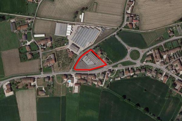 Immagine n0 - Planimetria - Vista aerea - Asta 11100
