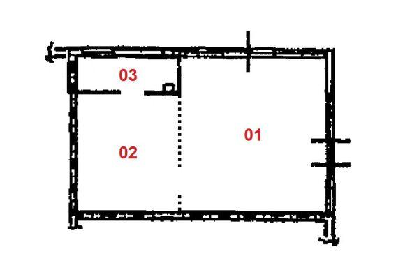 Immagine n1 - Planimetria - Piano terra - Asta 11111