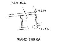 Immagine n5 - Cantina (sub 73) in cortile condominiale - Asta 1115
