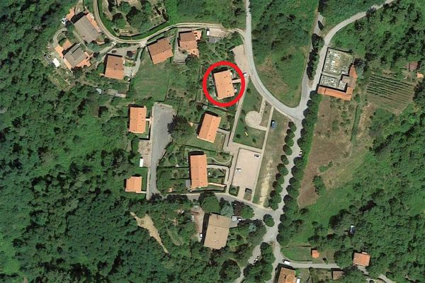 Immagine n0 - Planimetria - Vista aerea - Asta 11157