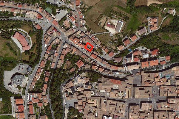 Immagine n0 - Planimetria - Vista aerea - Asta 1116