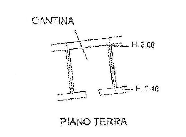 Immagine n0 - Planimetria - Piano terra - Asta 1116