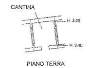 Immagine n5 - Cantina (sub 76) in cortile condominiale - Asta 1116