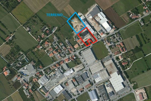 Immagine n1 - Planimetry - Aerial view - Asta 1118