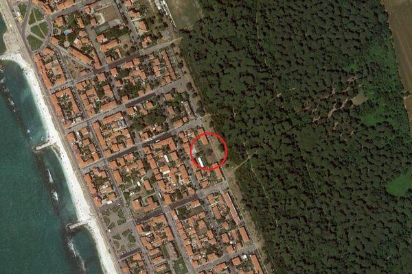 Immagine n0 - Planimetria - Vista aerea - Asta 11185