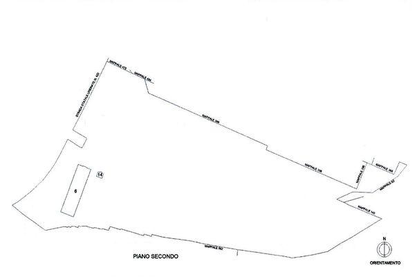 Immagine n3 - Planimetria - Localizzazione P2 - Asta 11194