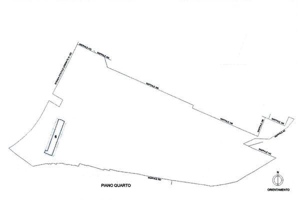 Immagine n5 - Planimetria - Localizzazione P4 - Asta 11194