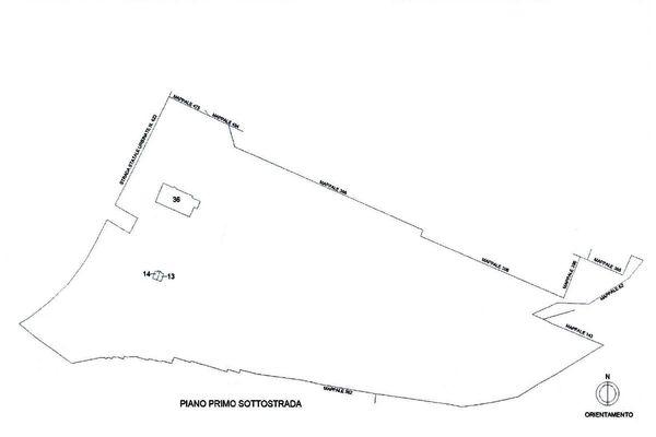 Immagine n6 - Planimetria - Localizzazione PS1 - Asta 11194
