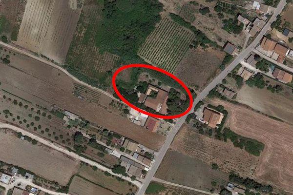 Immagine n2 - Planimetria - Vista aerea - Asta 11214