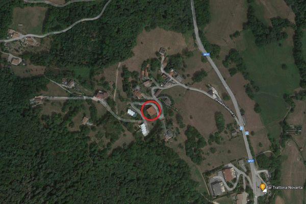 Immagine n0 - Planimetry - Aerial view - Asta 11296