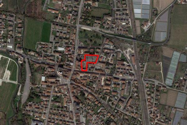 Immagine n0 - Planimetria - Vista aerea - Asta 11421