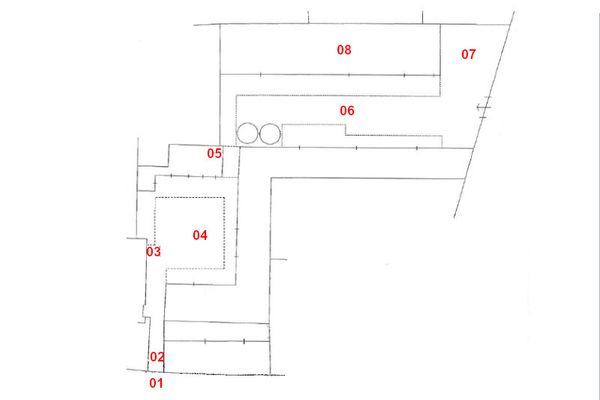 Immagine n1 - Planimetria - Piano terra - Asta 11421
