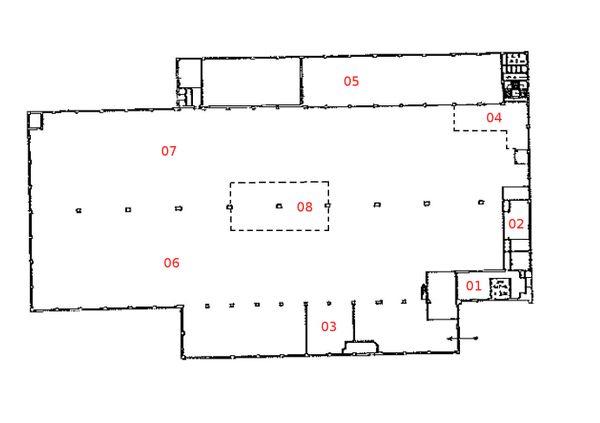 Immagine n7 - Planimetria - Piano terra - Asta 1143