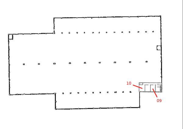 Immagine n1 - Planimetria - Piano primo - Asta 1143