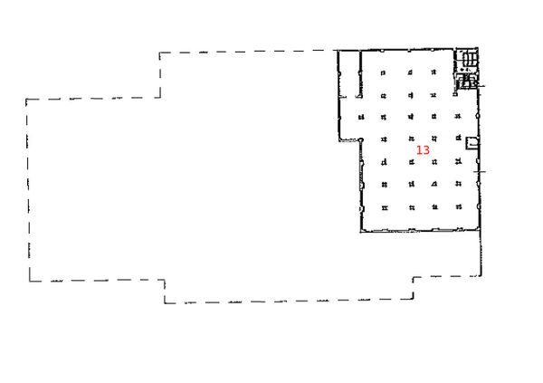 Immagine n0 - Planimetria - Sottostrada 2 - Asta 1143