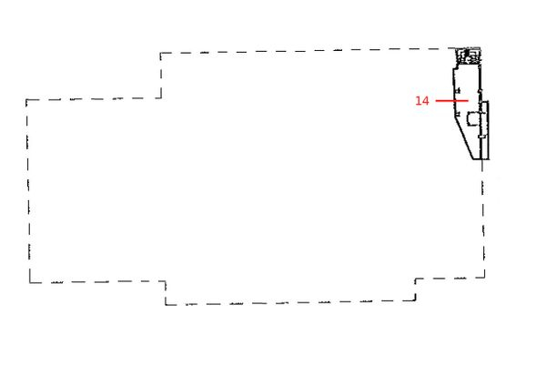 Immagine n0 - Planimetria - Sottostrada 3 - Asta 1143