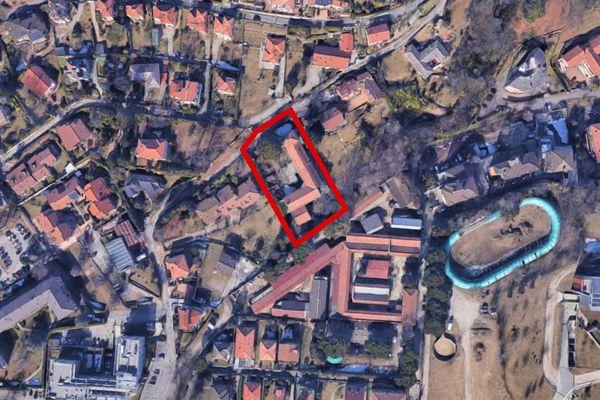 Immagine n2 - Planimetria - Vista aerea - Asta 11444