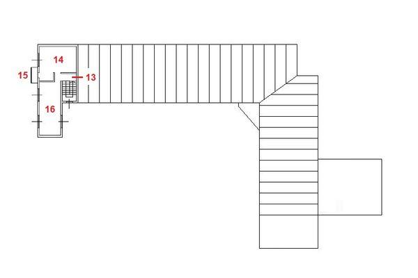 Immagine n2 - Planimetria - Piano primo - Asta 11444