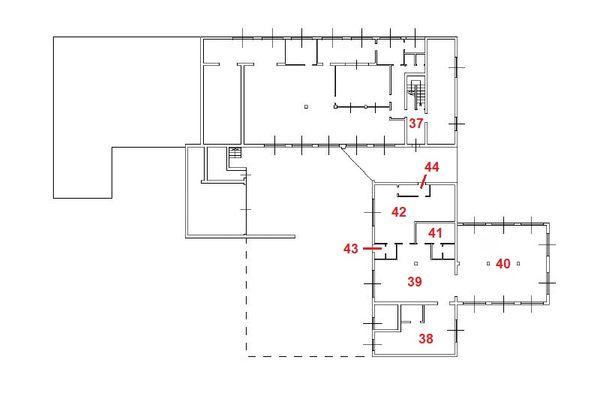 Immagine n4 - Planimetria - Piano sottostrada 2 - Asta 11444