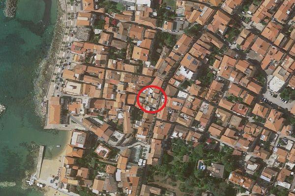 Immagine n0 - Planimetria - Vista aerea - Asta 11455