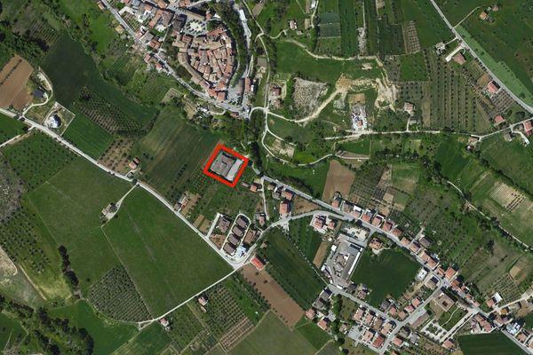 Immagine n0 - Planimetria - Vista aerea - Asta 1146