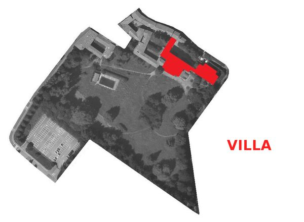 Immagine n6 - Planimetria - Villa - Asta 1147