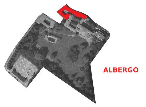 Immagine n5 - Planimetria - Albergo - Asta 1147