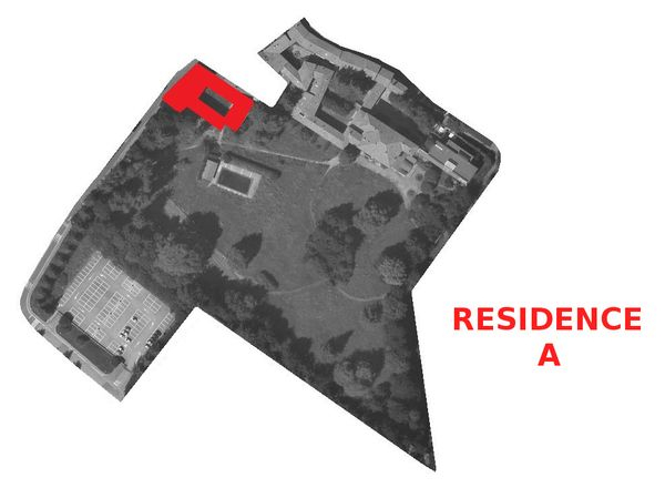 Immagine n11 - Planimetria - Residence A - Asta 1147