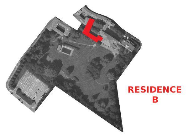Immagine n5 - Planimetria - Residence B - Asta 1147